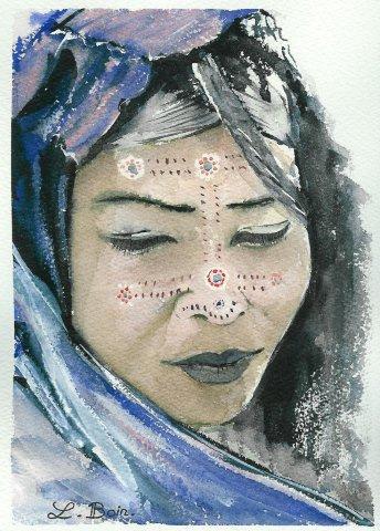 <b>Lucienne BOIN</b> connue sous le nom de Lulu at Artistes du Finistère / Les Arts ... - ljaigaz