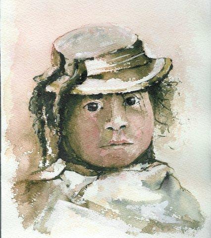 <b>Lucienne BOIN</b> connue sous le nom de Lulu at Artistes du Finistère / Les Arts ... - perou