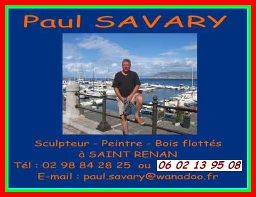 Paul SAVARY dans BOIS FLOTTE p-SAVARY-site