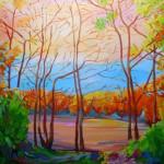 Lucienne BOIN dit LULU Peintre à Plouzané