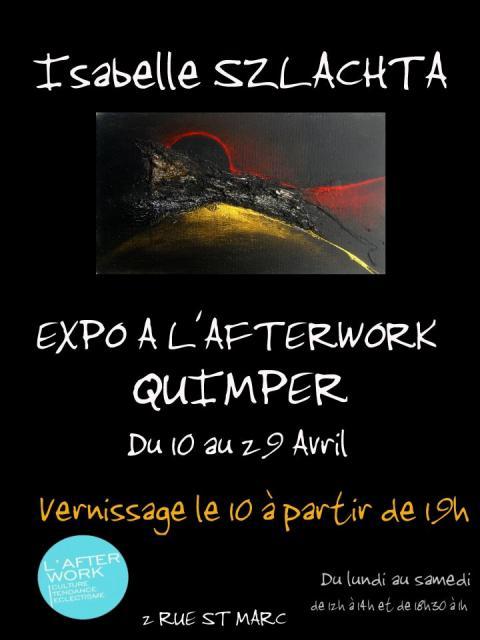 à Quimper - Exposition des toiles de Isabelle SZLACHTA du 10 au 29 avril 2012 dans ACTUALITE DES ARTISTES 532896_3585052782892_1170436013_3492831_471107710_n