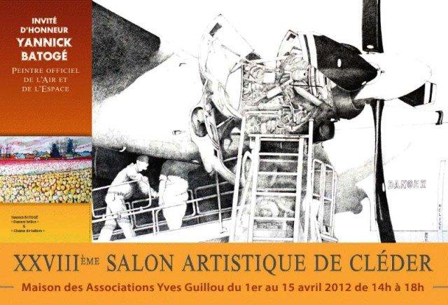 à Cléder 28ème salon artistique DU 1ER AU 15 Avril 2012 dans ACTUALITE DES ARTISTES Cleder