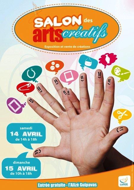 à Guipavas - Salon des Arts Créatifs - les 14 et 15 avril 2012 dans ACTUALITE DES ARTISTES salon-des-arts-creatifs-guipavas-2012