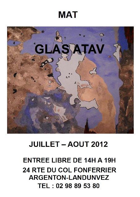 à Argenton Landunvez - en juillet et en aout 2012 - Exposition