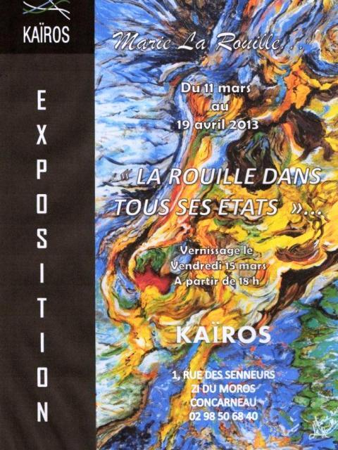 à CONCARNEAU - Exposition de Marie La Rouille du 11 mars au 19 avril 2013 dans ACTUALITE DES ARTISTES marie-lrouille-2012-03-04