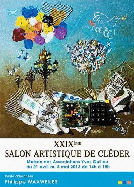à Cléder 29ème Salon Artistique du 21 avril au 5 mai 2013 dans AGENDA capt__h082623_001