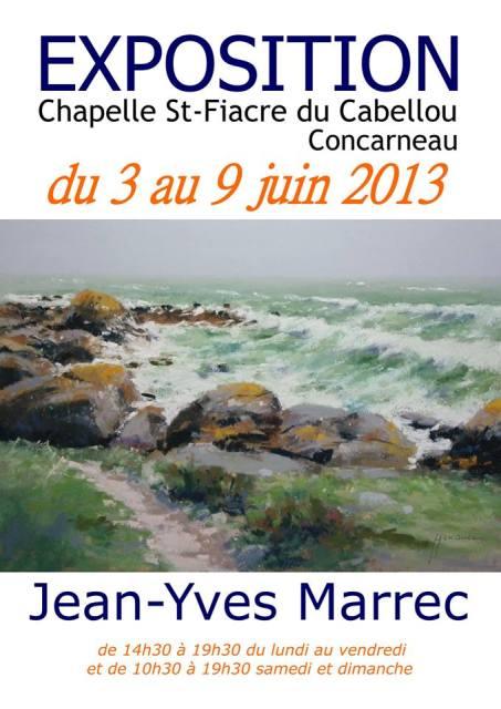 à Concarneau Exposition Jean-Yves Marrec du 3 au 9 juin 2013 dans AGENDA jy-marrec-juin-2013