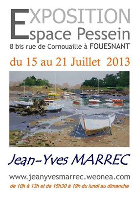 à Fouesnant - Exposition des Pastels de Jean-Yves MARREC - du 15 au 21 juillet 2013 dans ACTUALITE DES ARTISTES 2013-jy-marrec-juillet