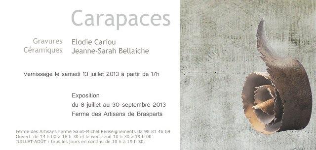 à Braspart - Ferme des Artisans - Exposition
