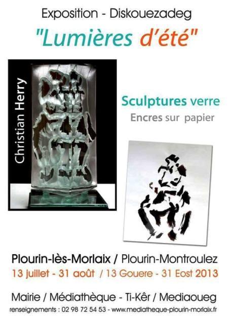 à Plourin les Morlaix -  Christian Herry expose « Lumières d'été » - du 13 juillet au 31 août 2013 dans AGENDA plourins-les-morlaix-ete-2013-christian-herry