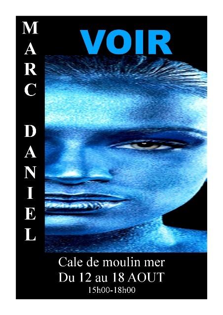 à LOGONNA-DAOULAS - Exposition de Marc DANIEL - du 12 au 18 août 2013 dans AGENDA affiche-expo-2013