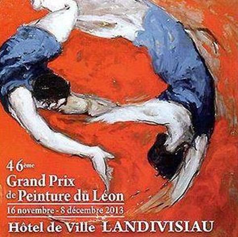 à Landivisiau - 46ème Grand Prix de Peinture du Léon - du 16 novembre au 8 décembre 2013 dans AGENDA 1455000_1422263074657479_692700815_n-copie