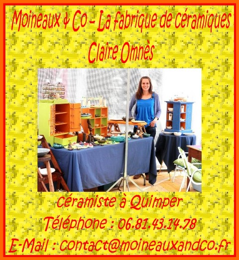 Claire Omnès - Moineaux & Co – La fabrique de céramiques dans 29 S FINISTERE SUD capt__h105728_001