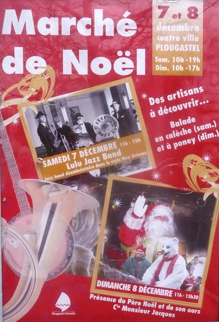 plougastel marché de noel 2013