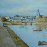 Bernard ABAFOUR Peintre à MELGVEN