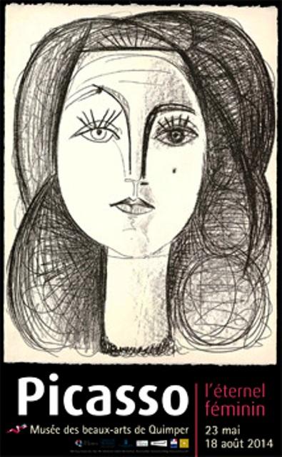 Picasso affiche