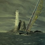 <b>Fastnet Rock coupe Rolex Race 1</b> <br />