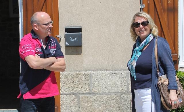 Marrec Jean Yves et Olga le 19 juin 2014 redim