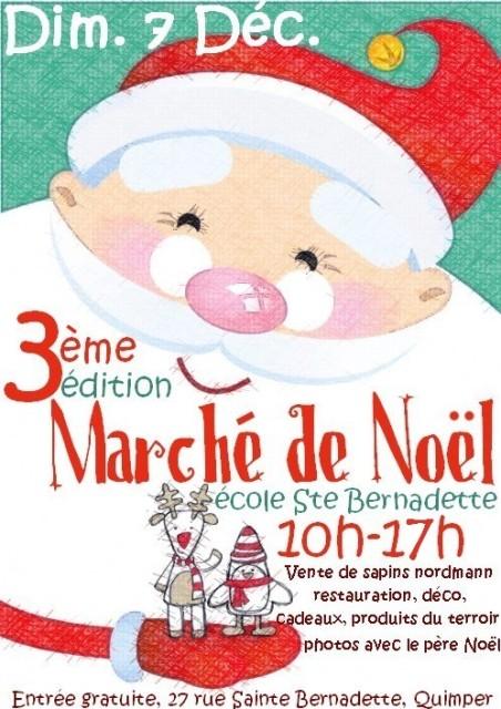 marche-de-noel-quimper-ecole-ste-bernadette