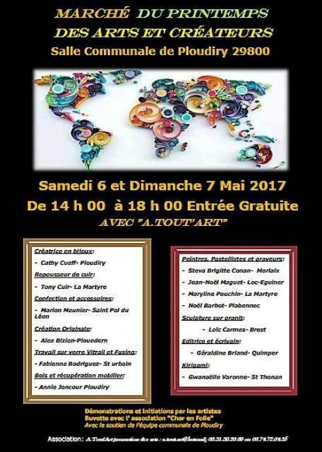 Affiche Cléder Printemps 2017 (1)